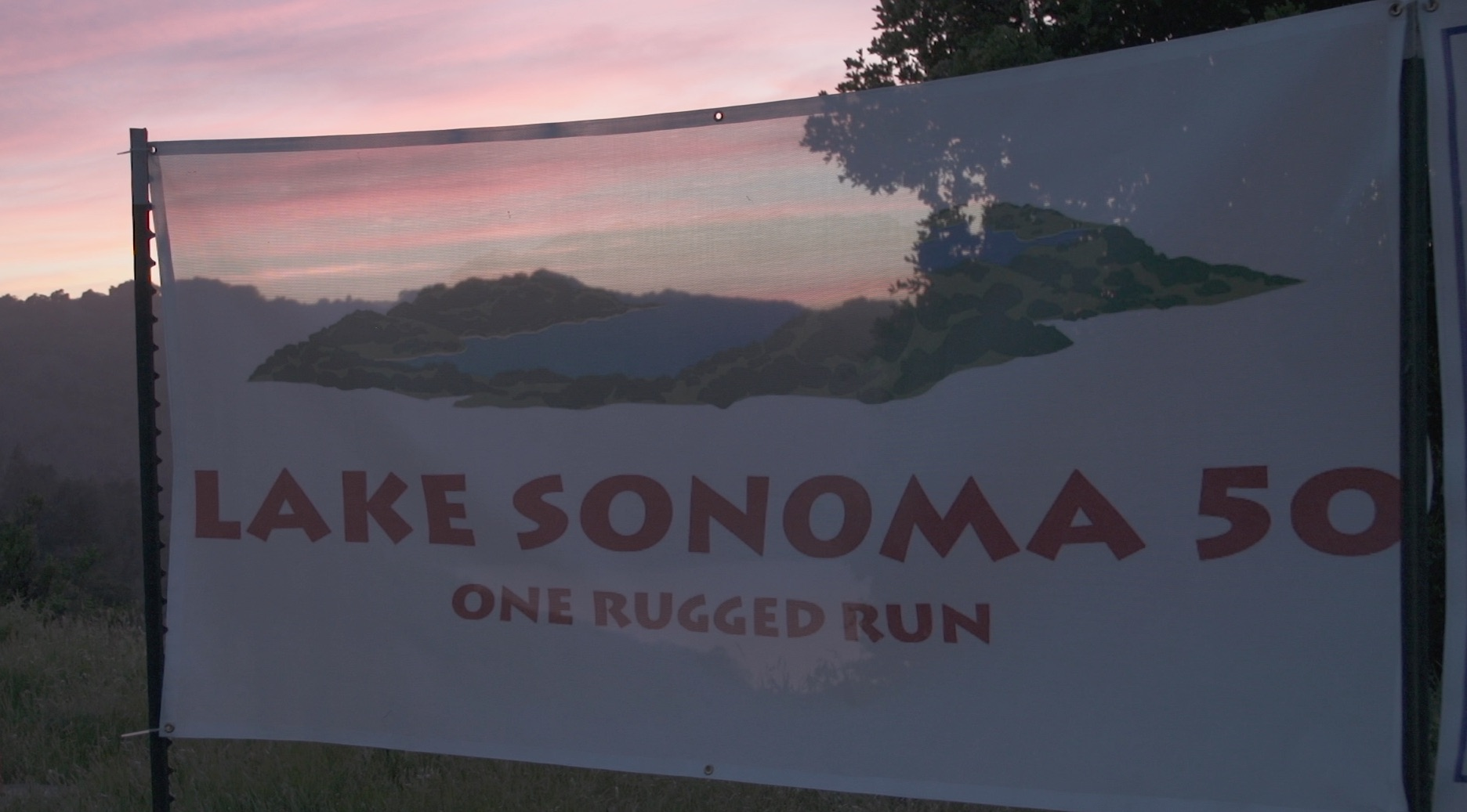 Lake Sonoma 50 2014