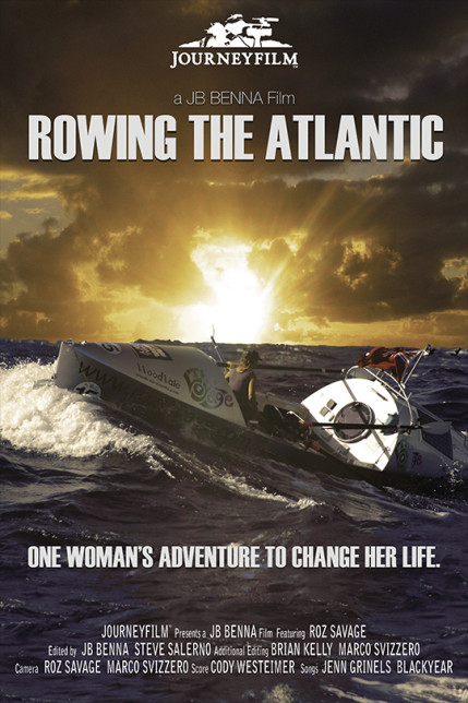 Rowing the Atlanic Poster